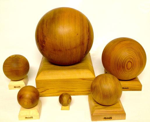 御山杉(神宮杉)球